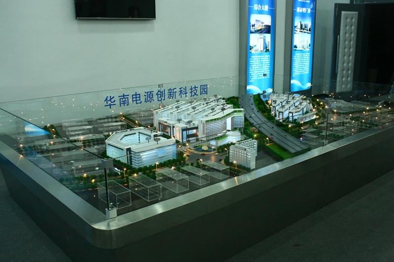 科技展厅规划