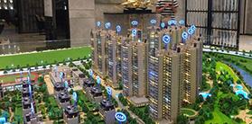 深圳沙盘模型公司环境