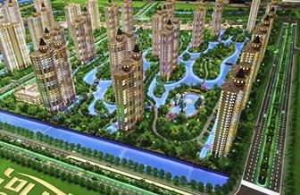 深圳规划模型制作